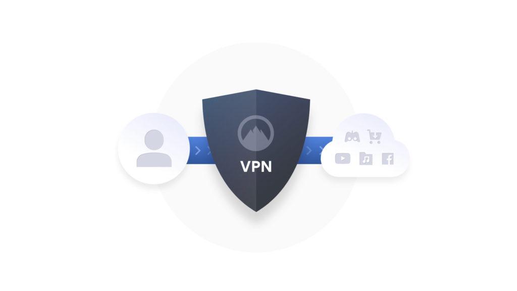 Logo VPN NordVPN