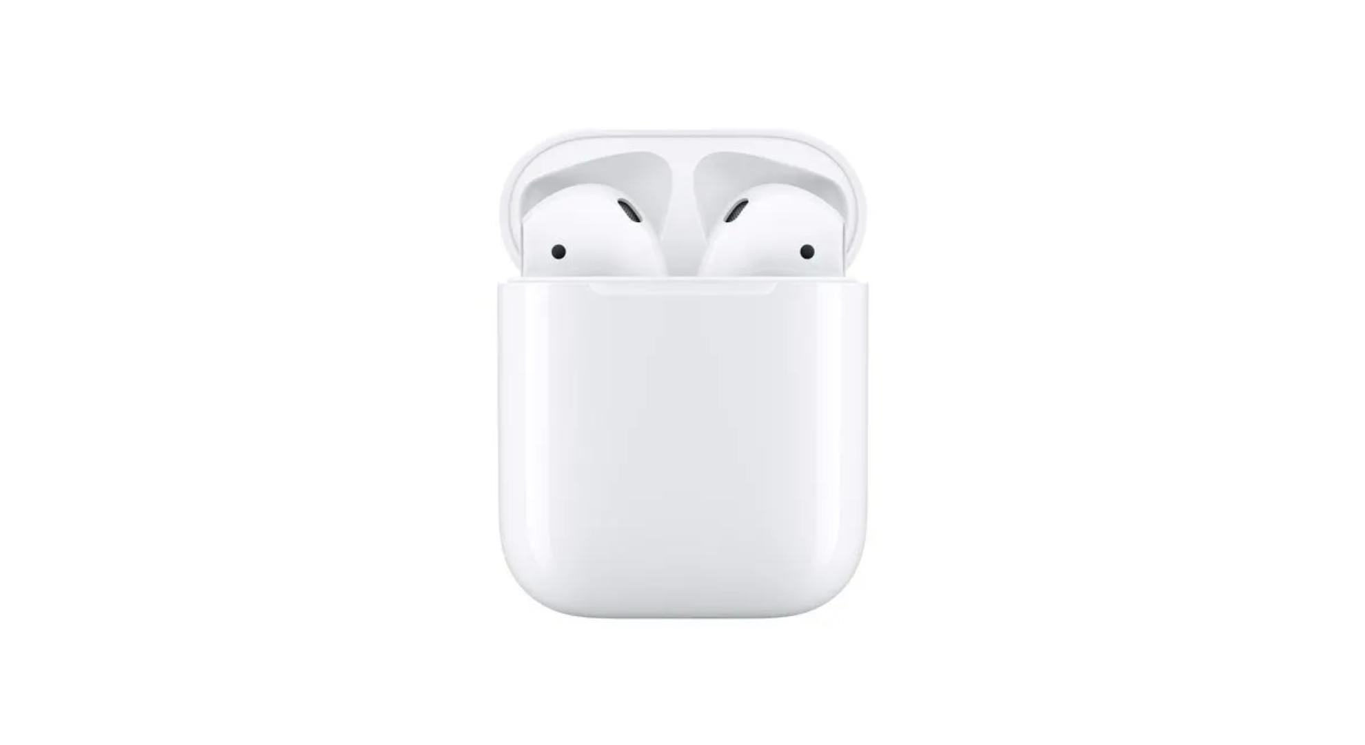 Apple Airpods 2 : près de 50 euros de réduction seulement jusqu'à ce soir