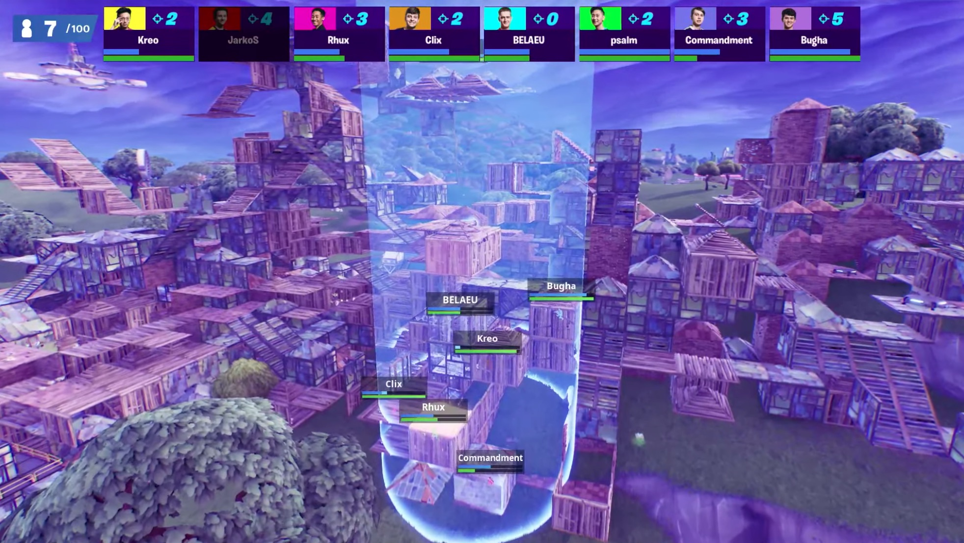 Fortnite Saison 11 Date De Lancement Battle Pass Qui