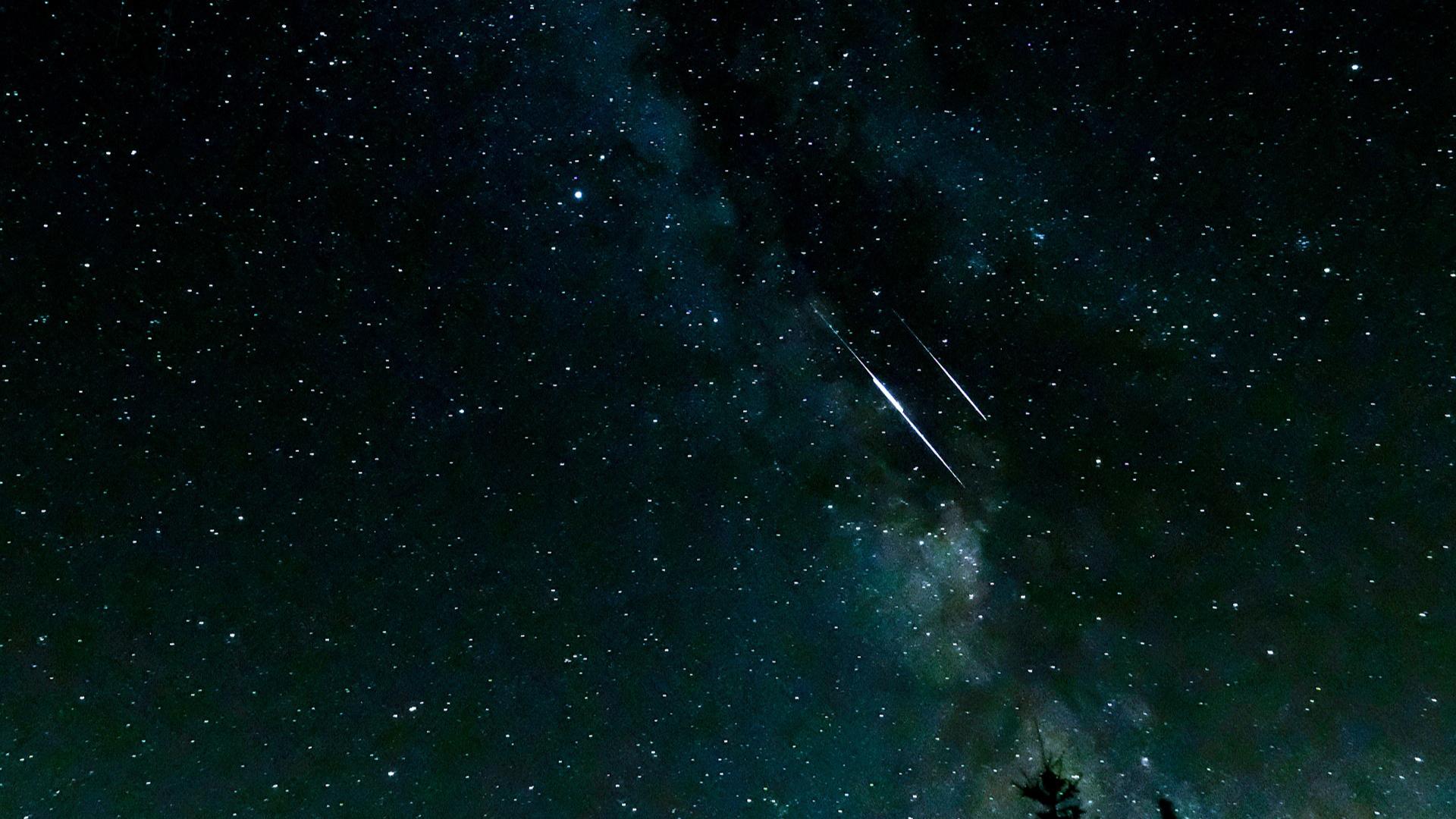 étoiles Filantes Lune Planètes Que Voir Dans Le Ciel En