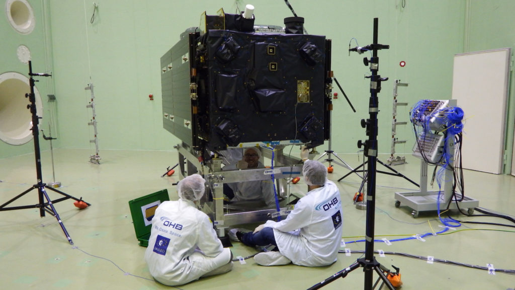 Galileo - Le système de positionnement européen  - Page 18 Galileo-satellite-tests-espace-laboratoire-1024x576