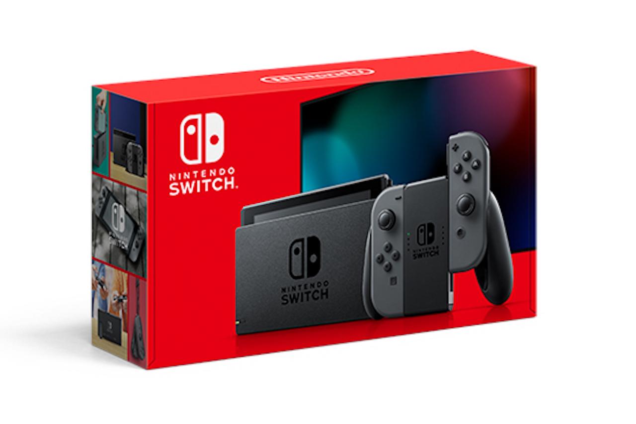 Nintendo Switch : un premier test confirme que le nouveau modèle aura une meilleure autonomie