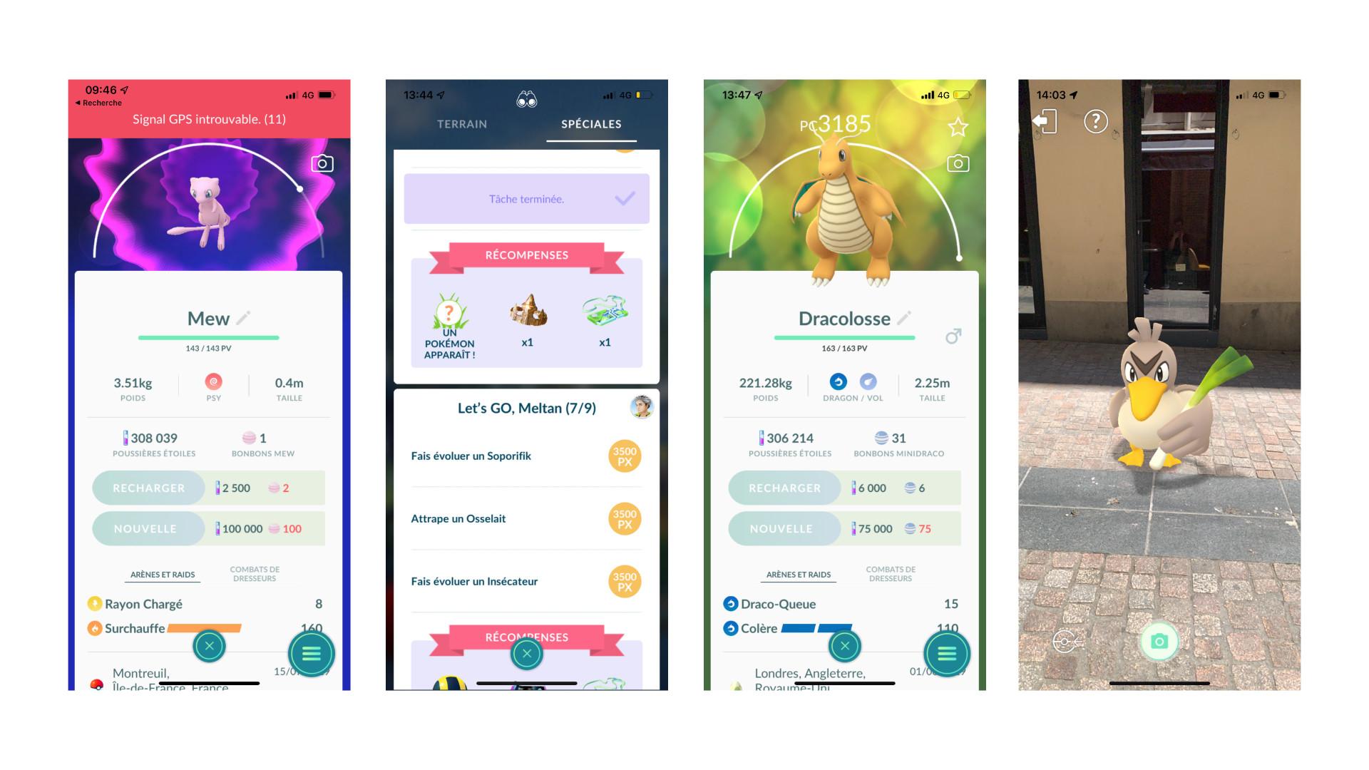 Jai Rejoué à Pokemon Go 3 Ans Après Que Vaut Le Jeu