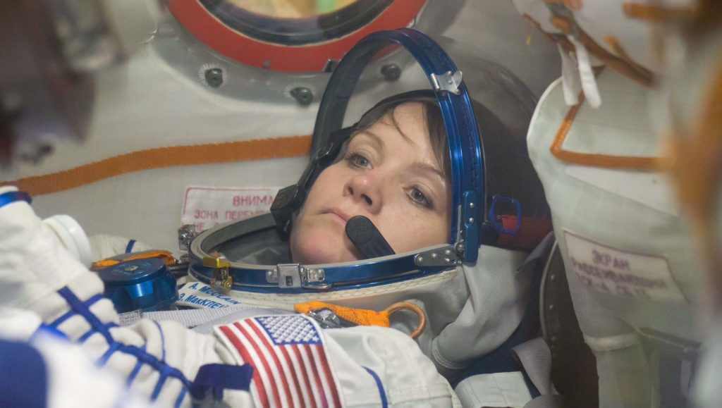 Anne McClain astronaute
