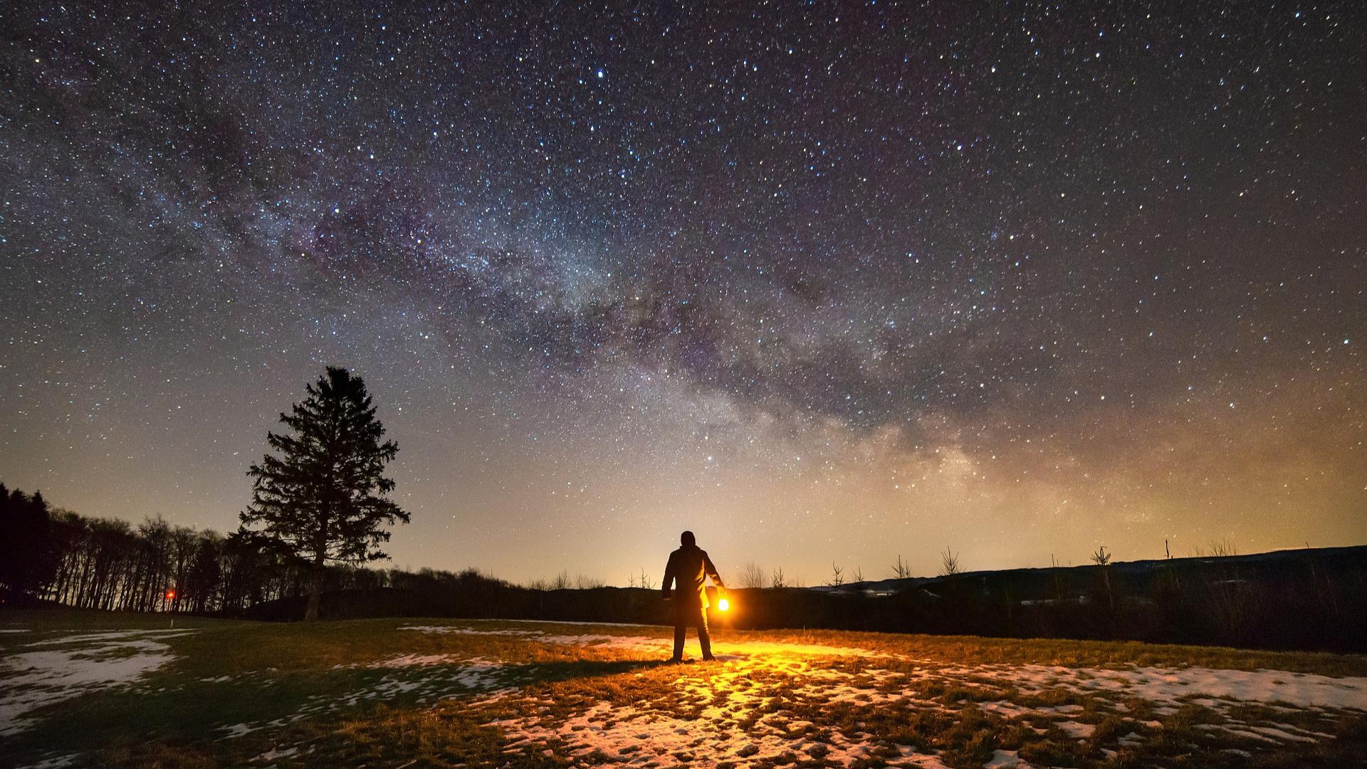 Lune Planètes Lumière Zodiacale Que Voir Dans Le Ciel En