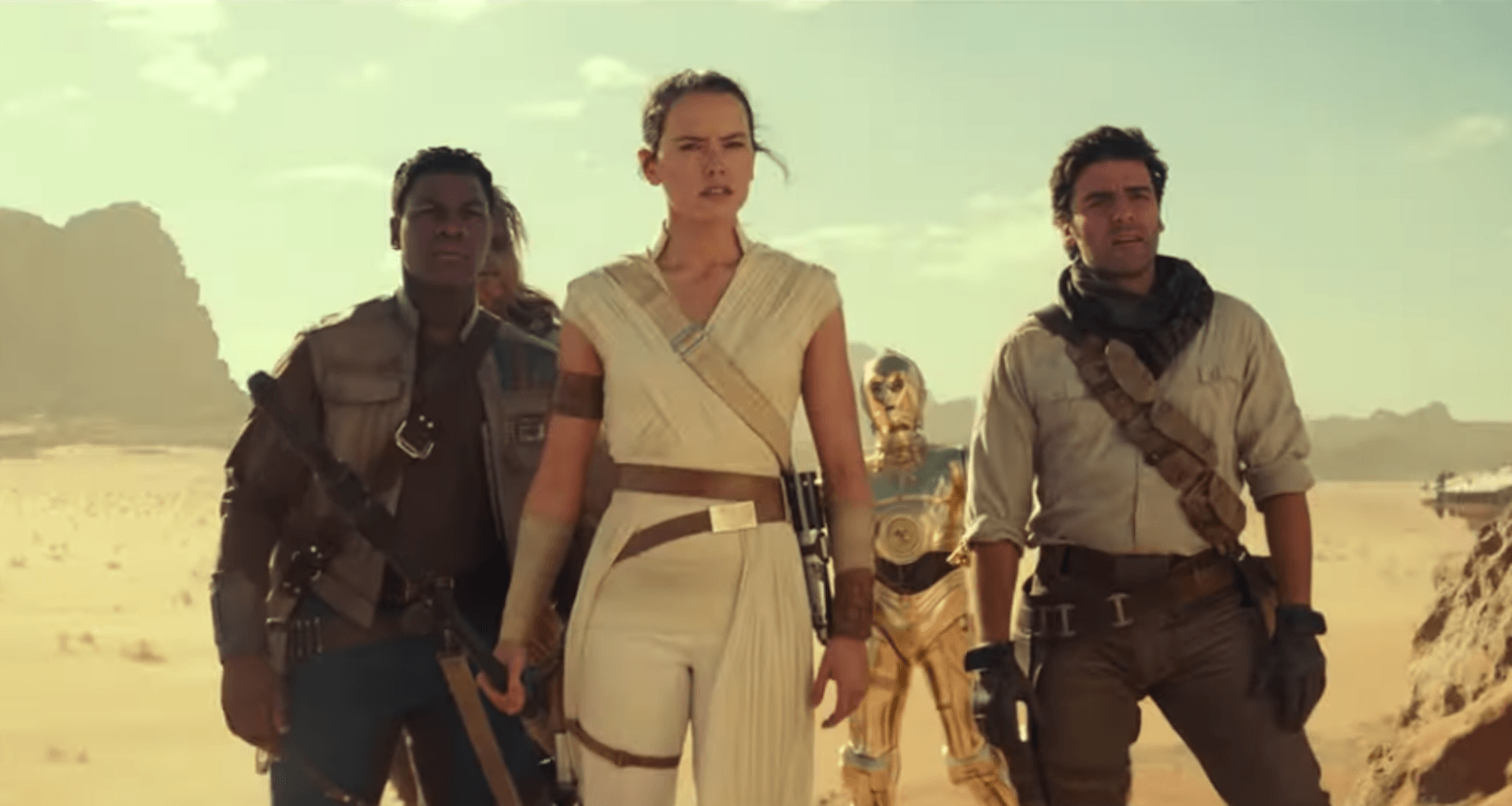 star wars ix   the rise of skywalker   d u00e9couvrez les