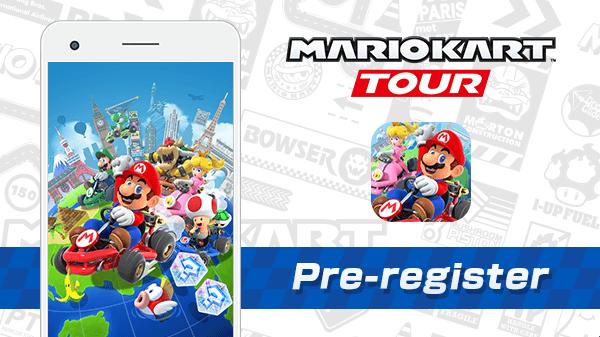 Mario Kart Tour sortira le 25 septembre 2019 sur iOS et