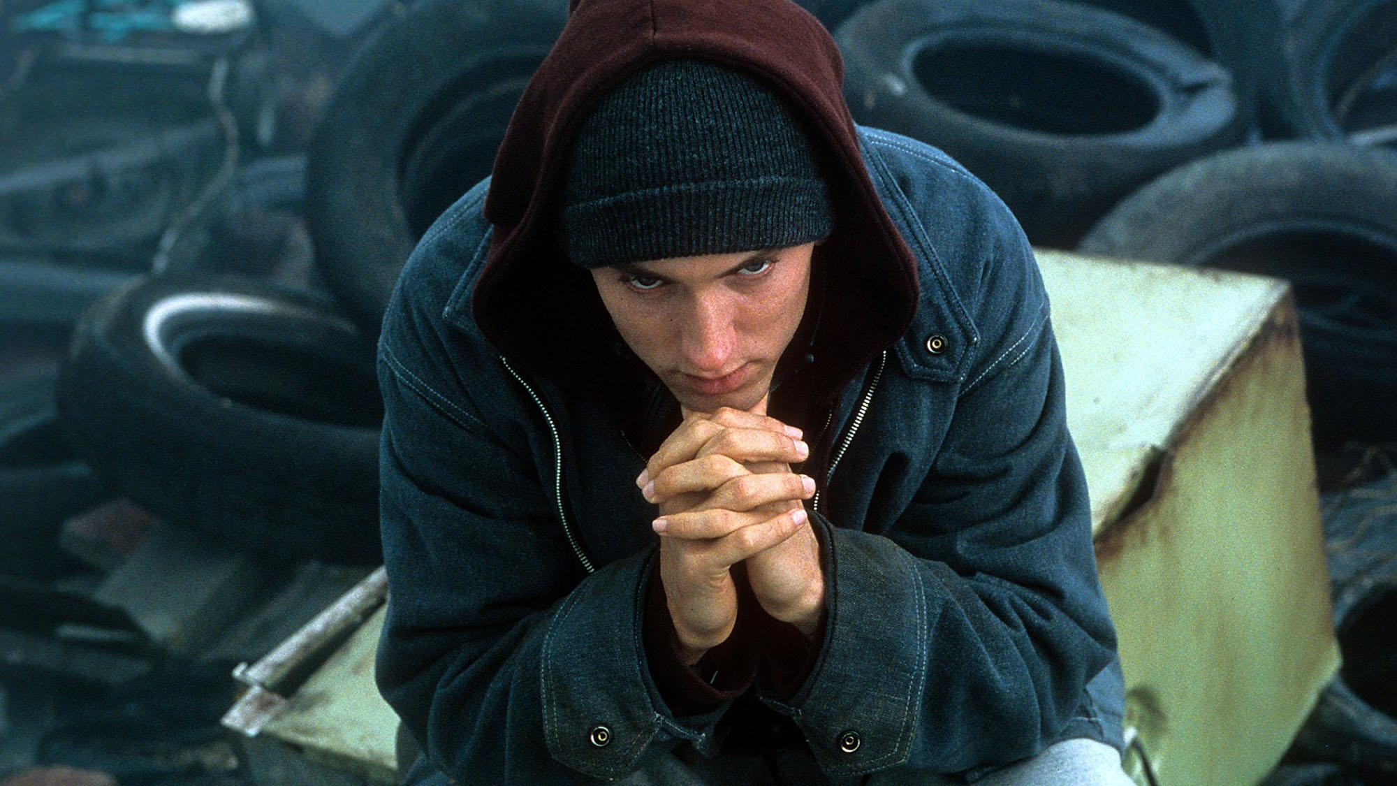 Eminem attaque Spotify parce qu'il fait n'importe quoi avec ses chansons