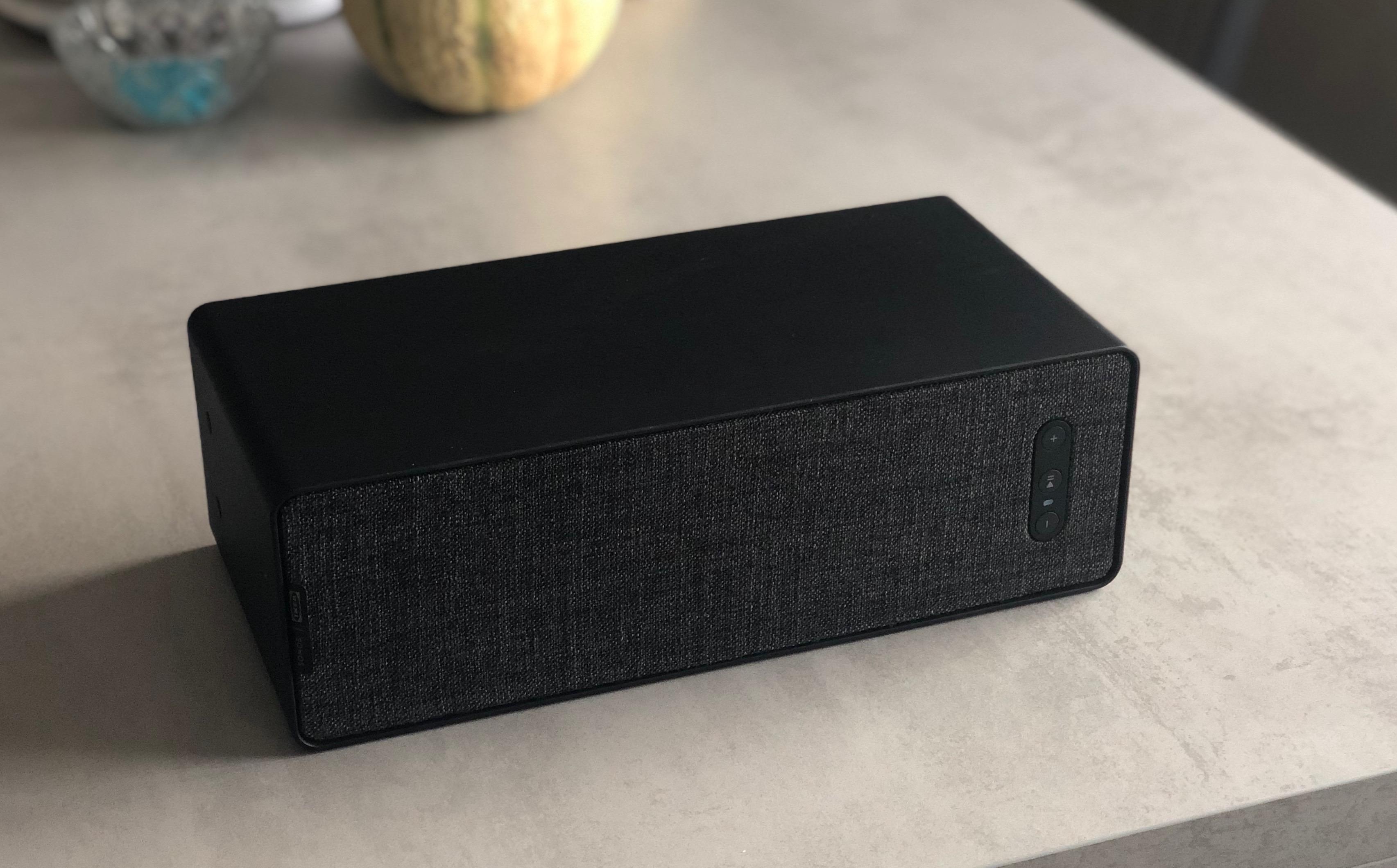 Test Des Enceintes Ikea X Sonos Une Belle Idée Modestement