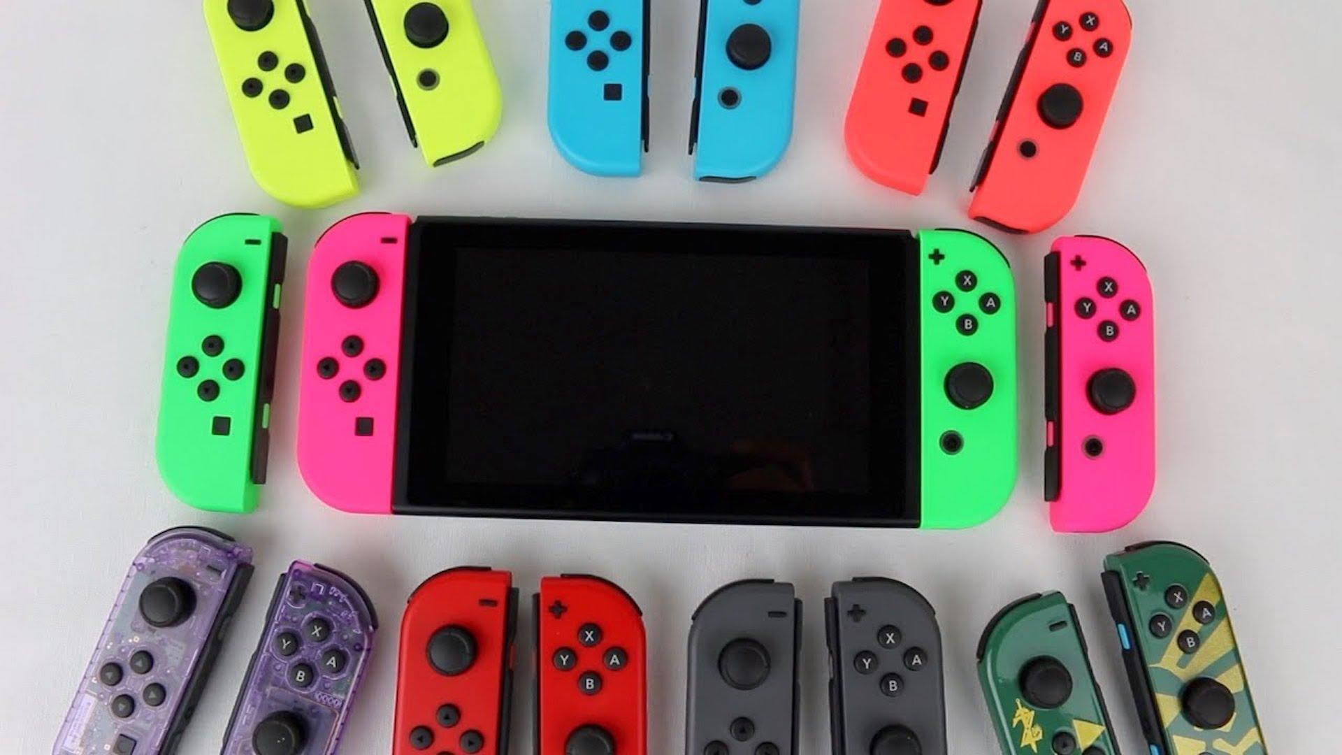 2018 sneakers release date: new release Joy-Con sur Nintendo Switch : on a essayé de faire réparer ...