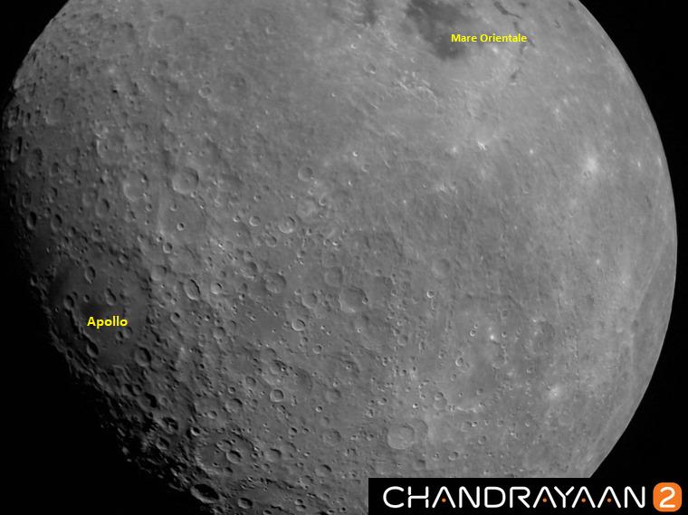 Lune Chandrayaan-2
