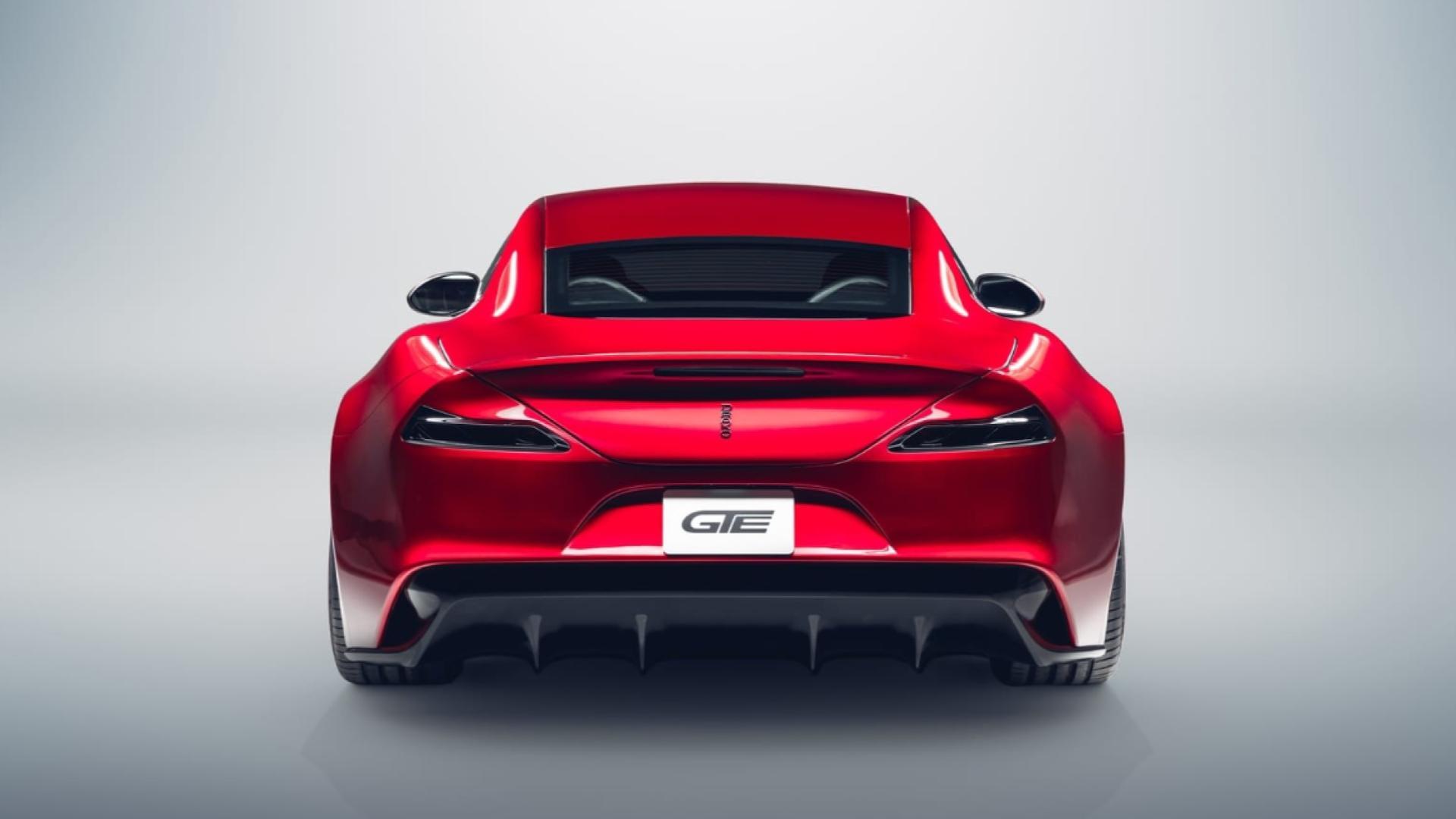 Oubliez la Fisker Karma : la Drako GTE est une berline électrique de 1 200 chevaux
