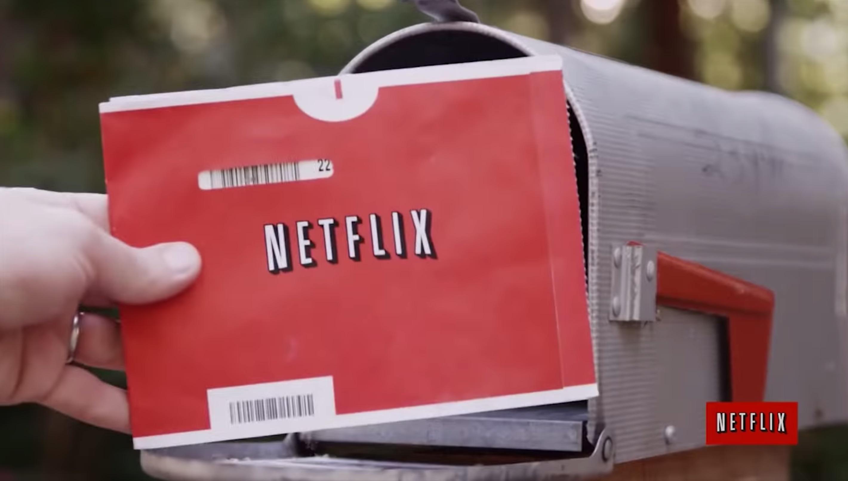 Netflix Mail