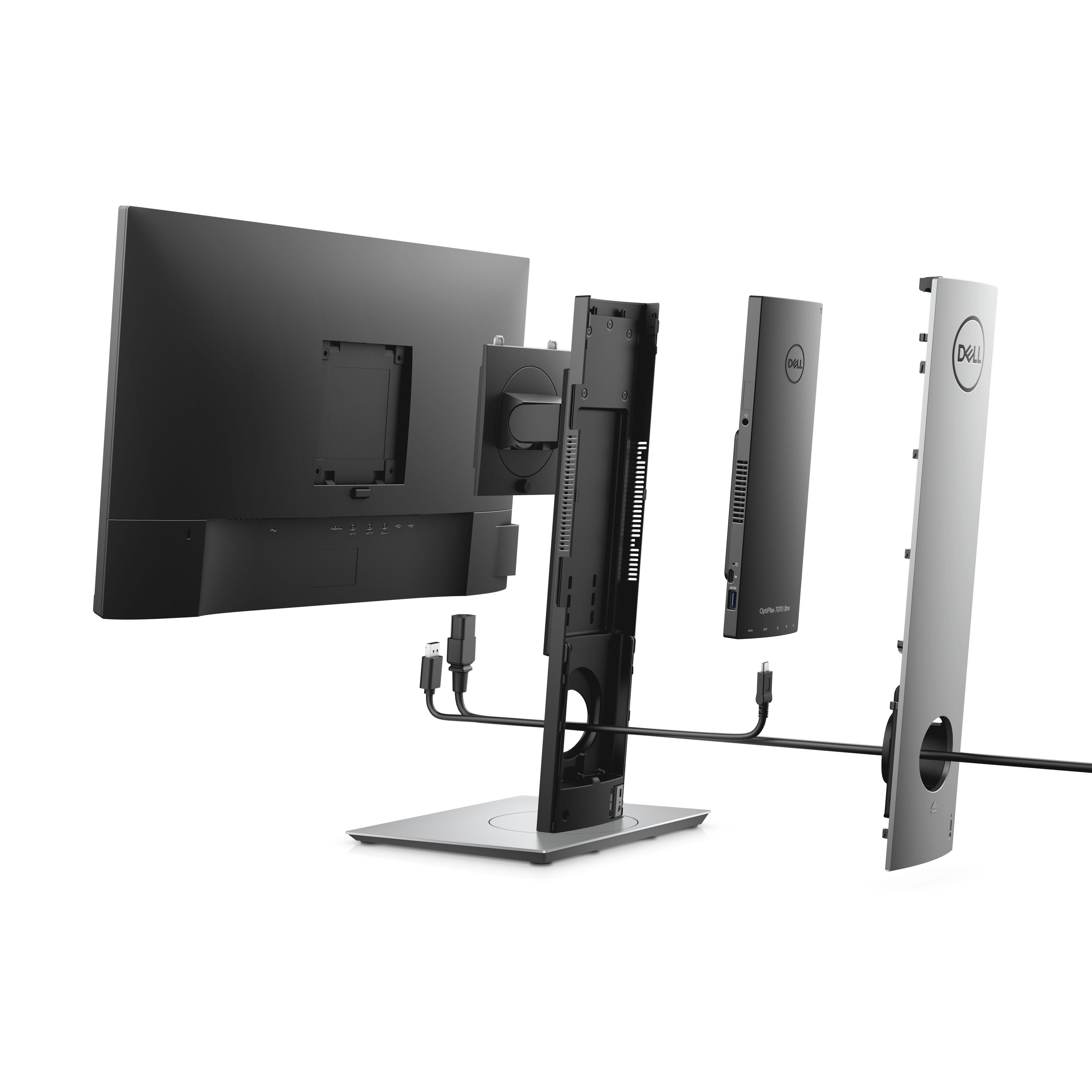 Dell lance une gamme de PC modulaires qui s'intègrent dans le pied d'un écran