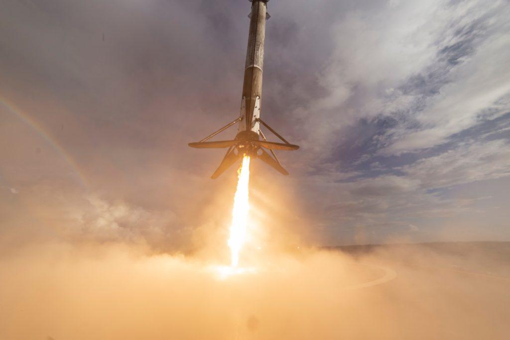 SpaceX Falcon 9 fusée