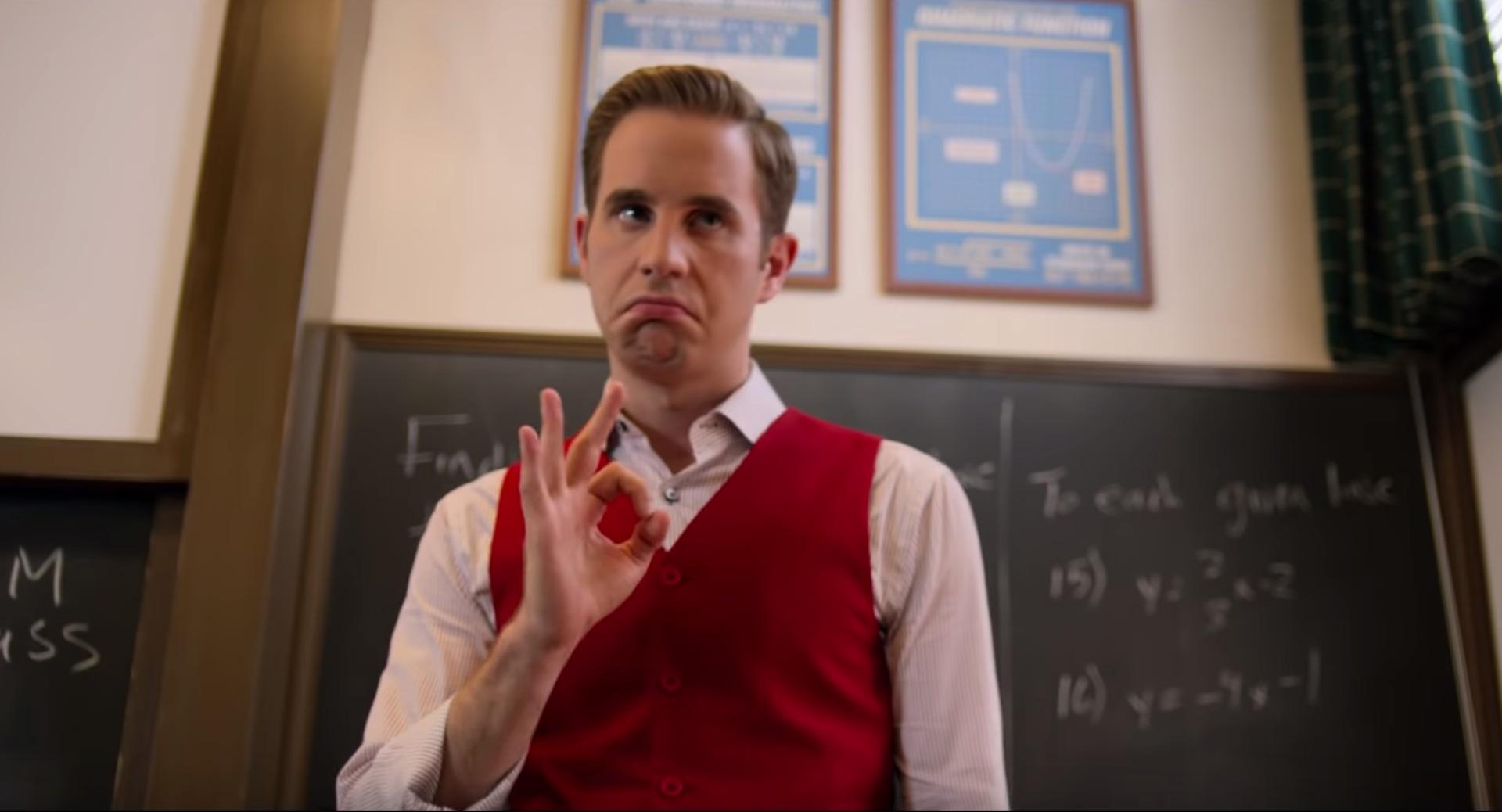 The Politician de Netflix ressemble à un mélange entre House of Cards et Glee sous stéroïdes