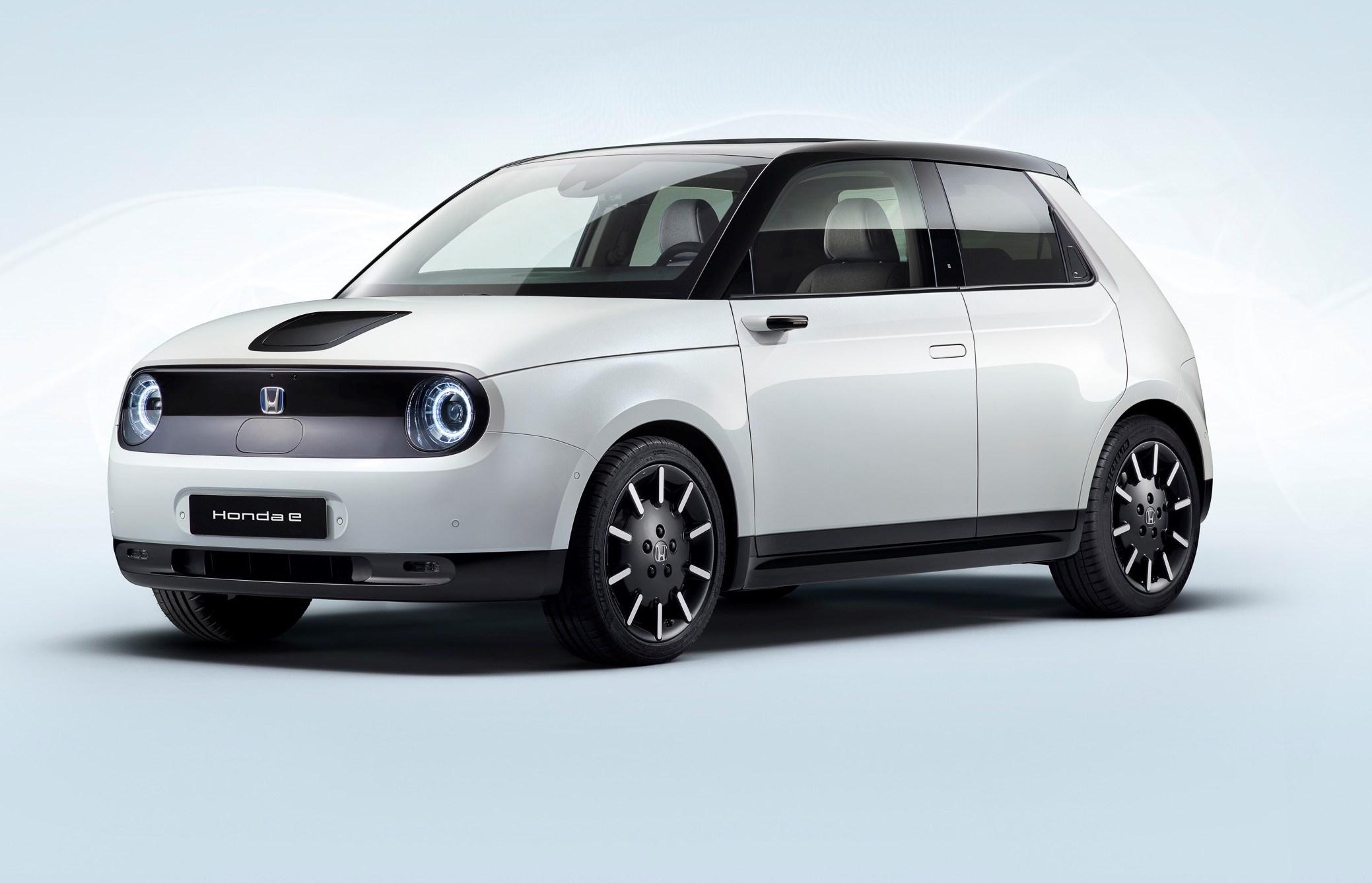 Honda ne dévoilera pas de nouvelle voiture 100 % électrique avant 2022