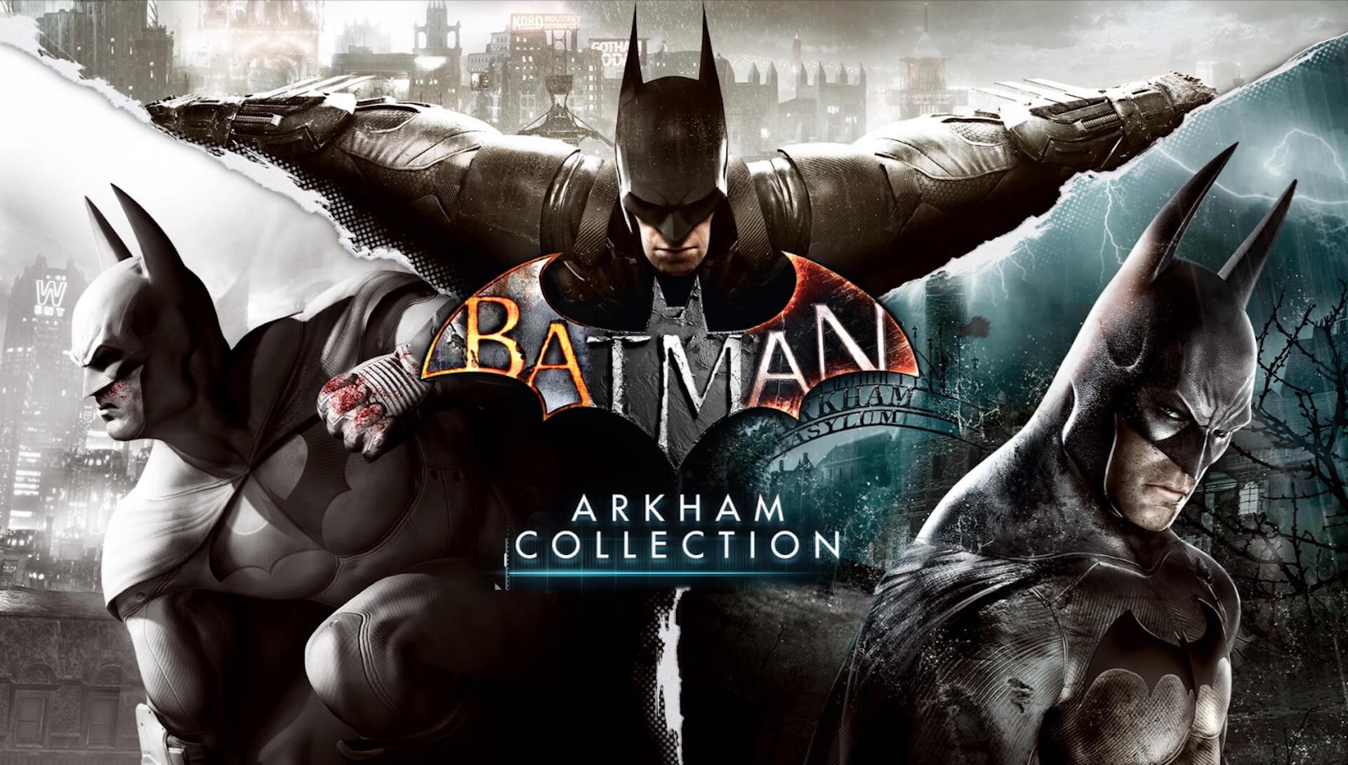 Vous aimez Batman ? Vous aimez les jeux vidéo gratuits ? Vous aimerez l'Epic Games Store cette semaine