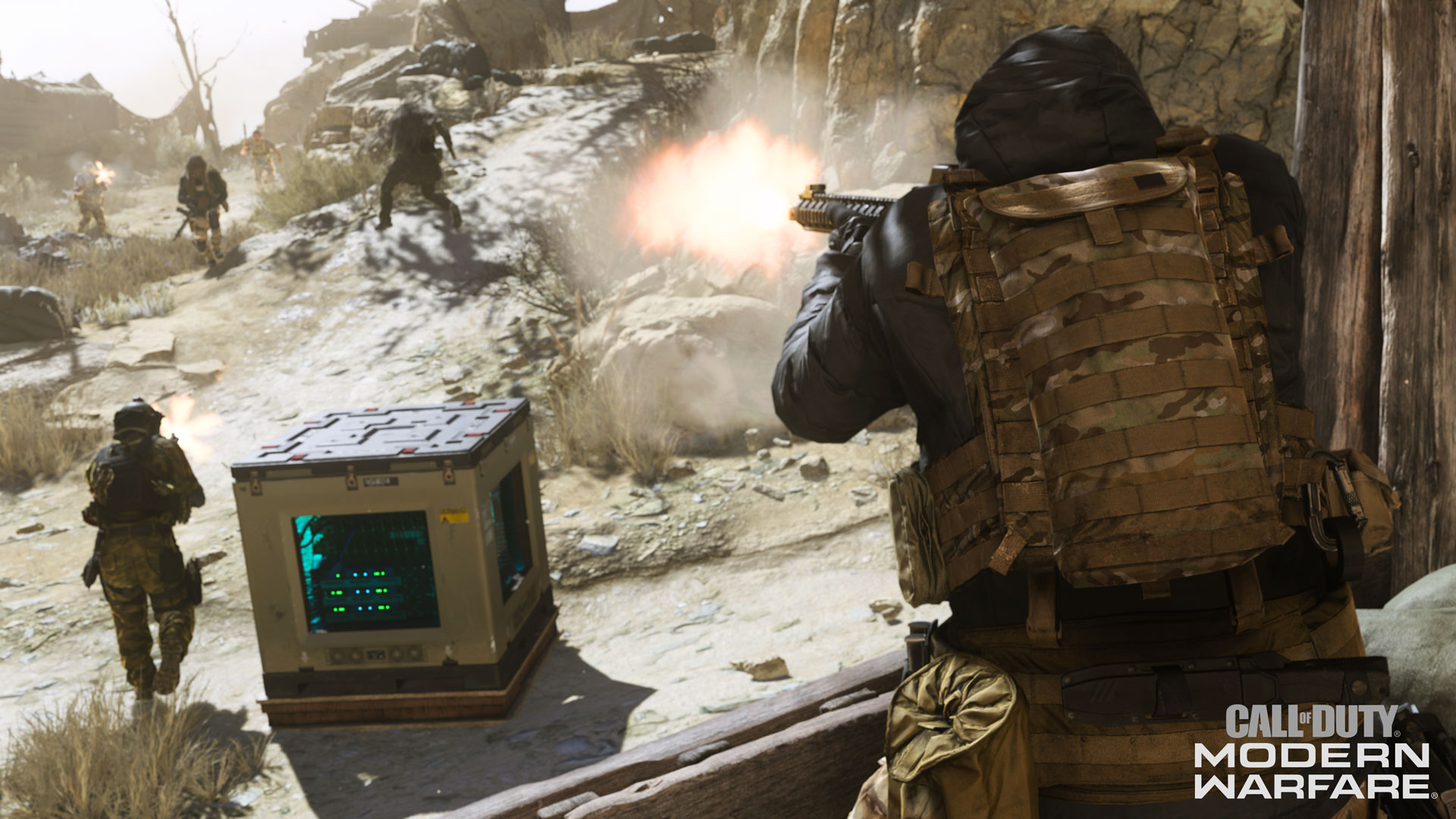 Comment fonctionne le cross-play PC, PS4 et Xbox One sur Call of Duty : Modern Warfare ?
