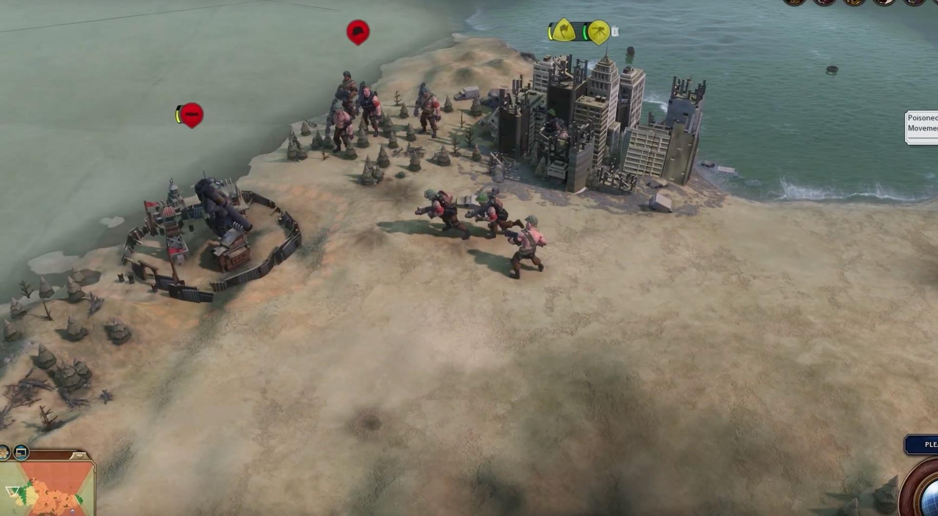 Même Civilization VI n'échappe pas au mode Battle Royale - Pop culture - Numerama