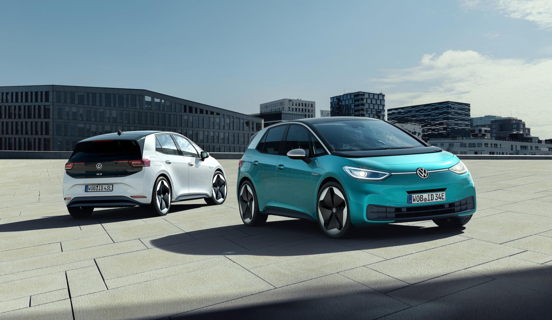 Volkswagen évoque déjà une version sportive de l'ID.3 électrique