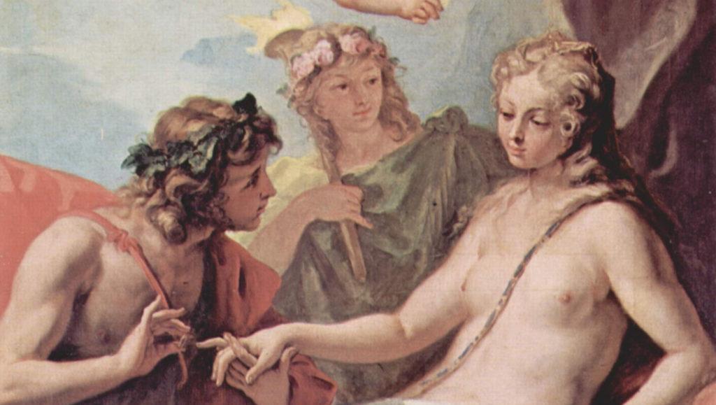 Dionysos et Ariane