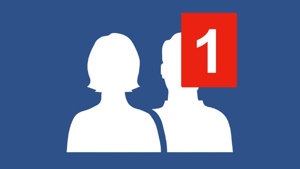 Facebook ami amitié contact