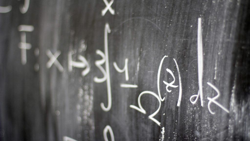 fonctions mathématiques maths équation