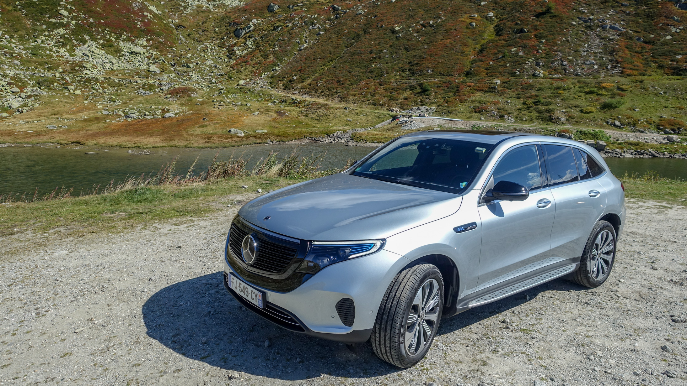 Essai du SUV électrique Mercedes EQC 400 : notre verdict après un road trip de 500 km