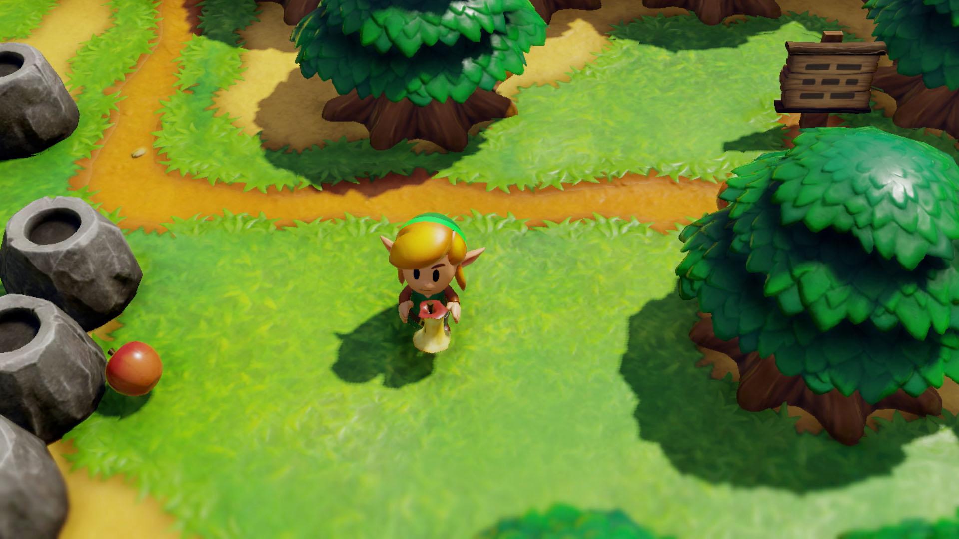 Test de The Legend of Zelda : Link's Awakening sur Switch, ou le remake choupi mais exigeant