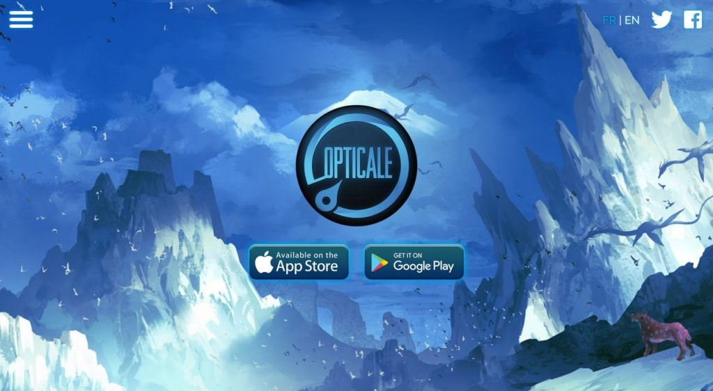 Opticale Android iOS