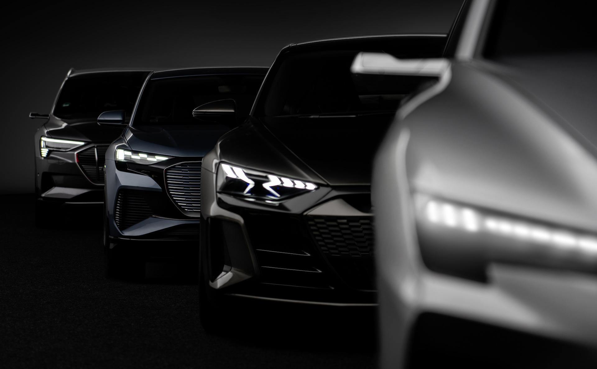Audi se prépare à annoncer une concurrente pour la Tesla Model S