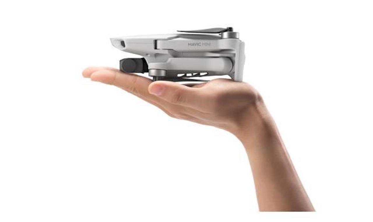 DJI Mavic Mini : le petit drone fuite avant son annonce