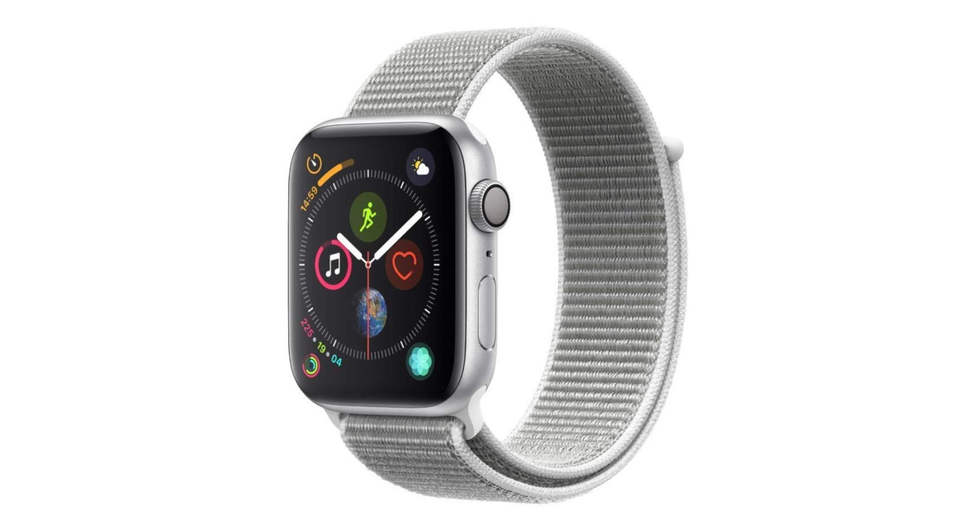 Le Deal du Jour : depuis la sortie de l'Apple Watch Series 5, la Series 4 est bradée