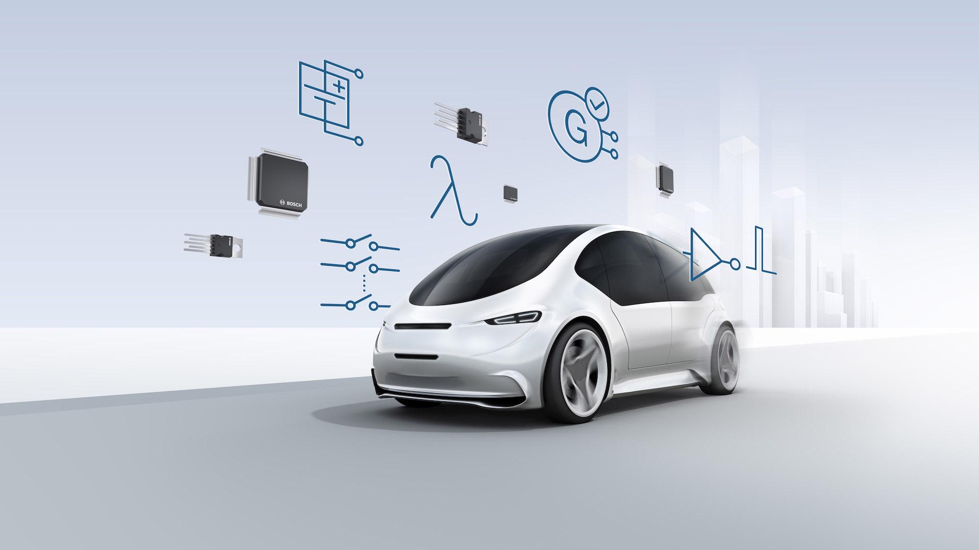 Des micro-explosions pour rendre les voitures électriques plus sûres ? C'est l'idée de Bosch, inspirée des airbags