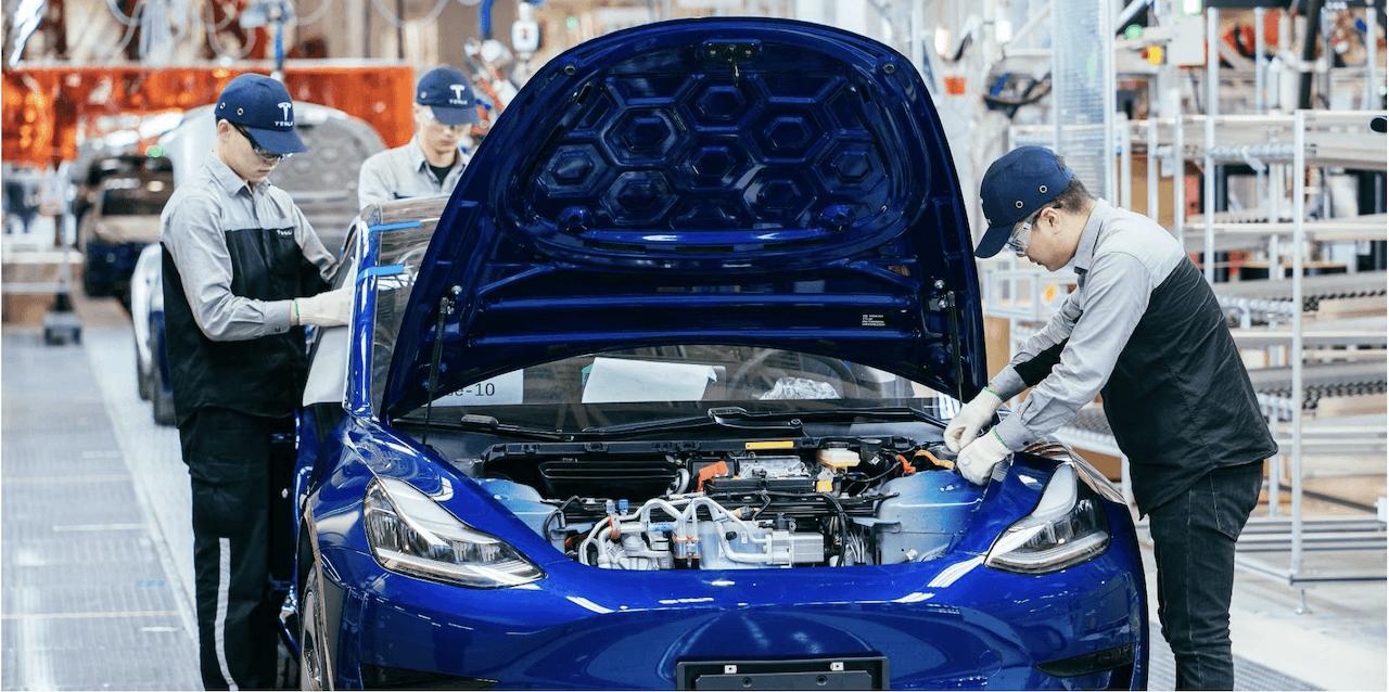 Tesla produit des Model 3 en Chine, mais ne peut pas encore les livrer