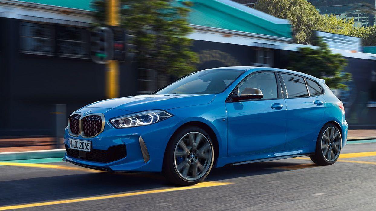 BMW vise 2021 pour lancer une Série 1 électrique