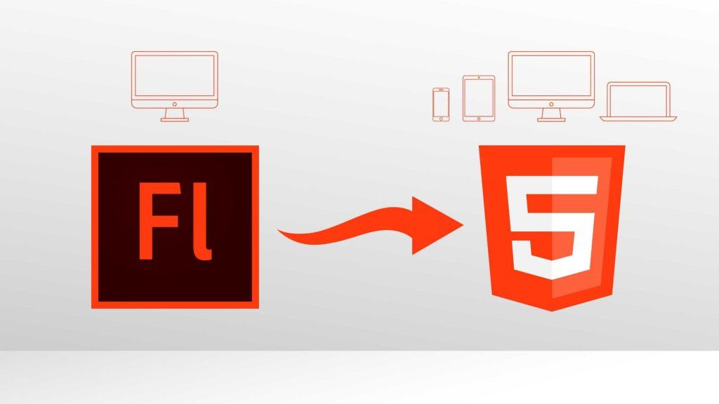 Flash HTML5