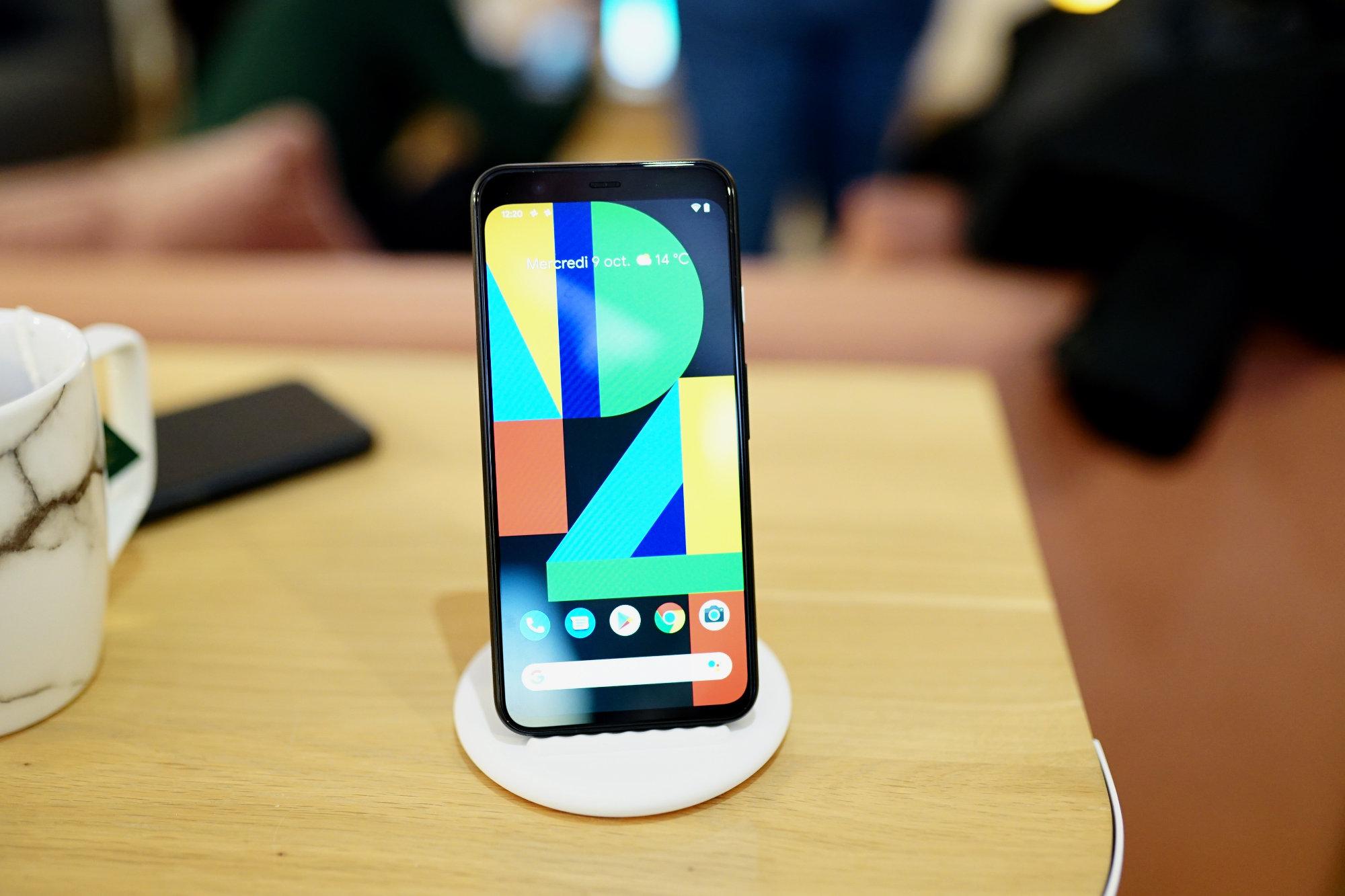 Pixel 4 : Google assume une faille de sécurité dans sa reconnaissance faciale