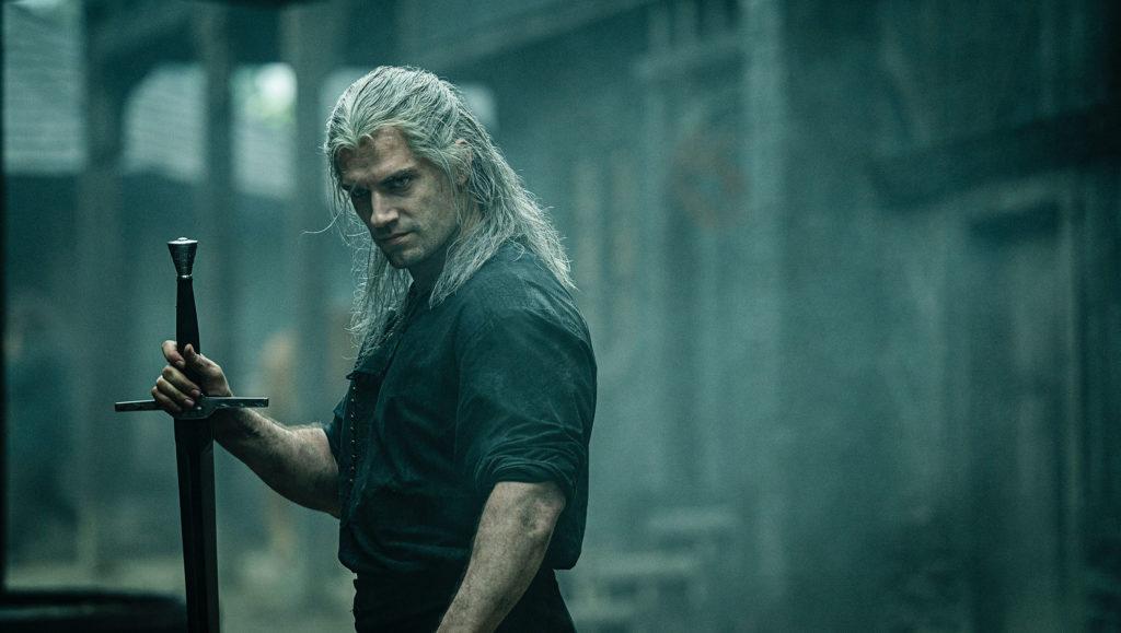 Henry Cavill Geralt de Riv Netflix
