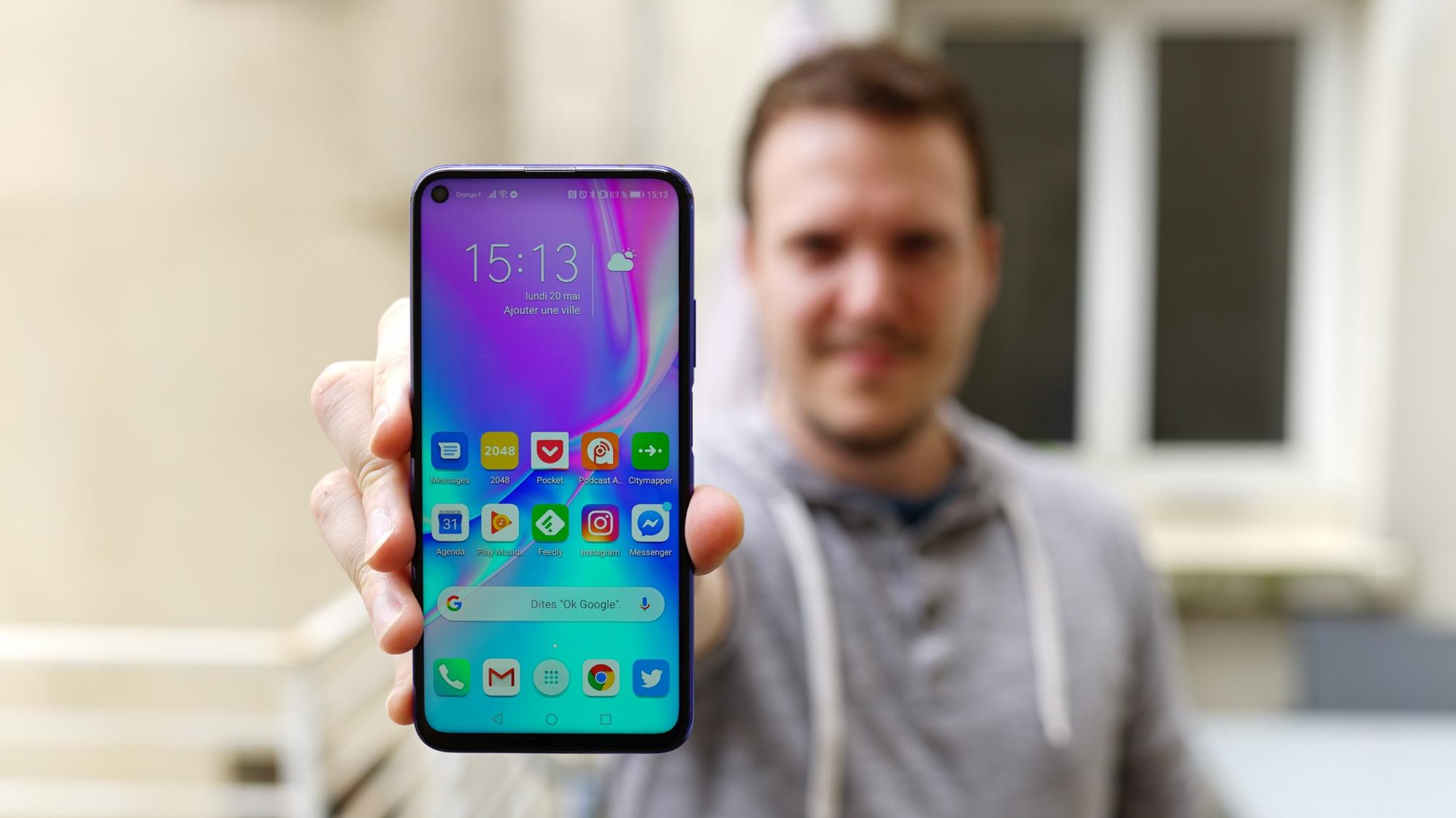 Huawei a un habile stratagème pour sortir un smartphone en France avec Google Play