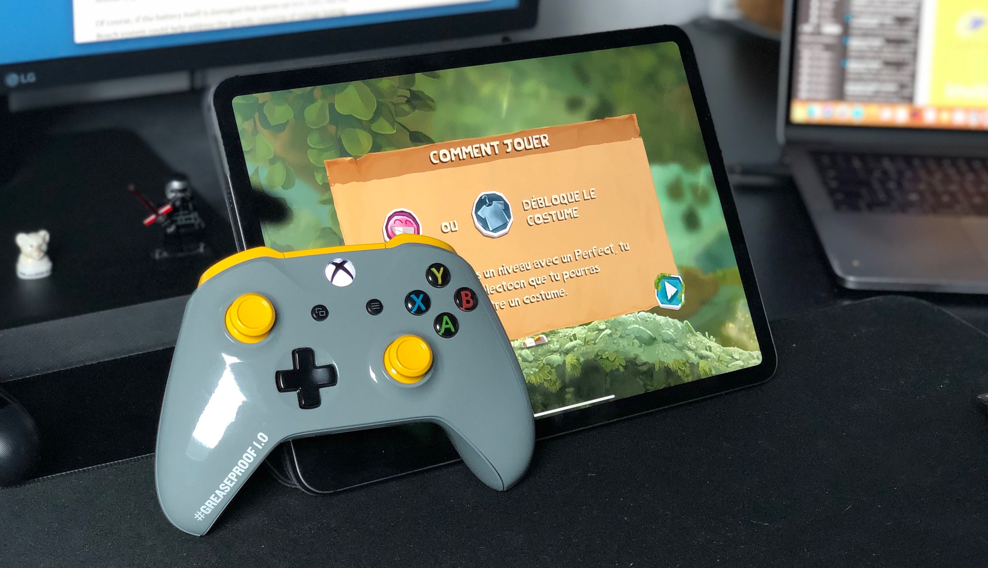 where to buy look out for cozy fresh Comment utiliser une manette Xbox One ou PS4 sur iPhone ...