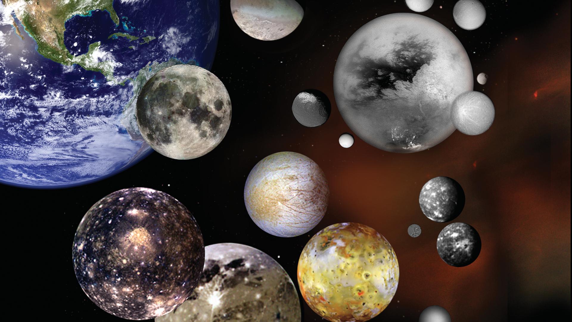 Pourquoi Mercure et Vénus sont les seules planètes sans lune dans le système solaire ?