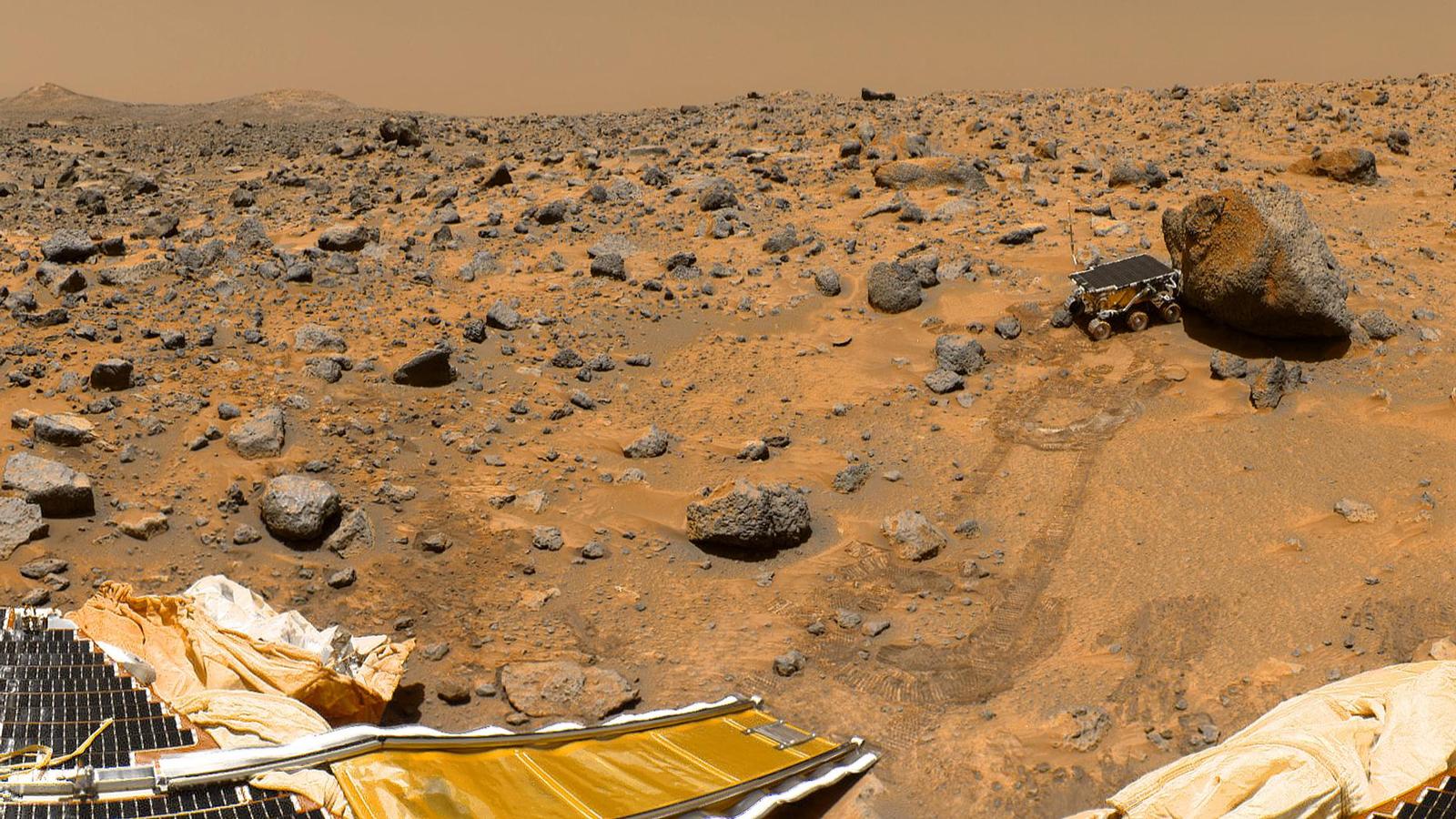 De la vie sur Mars découverte en 1976 ? Pourquoi il faut prendre ce « buzz » avec précaution