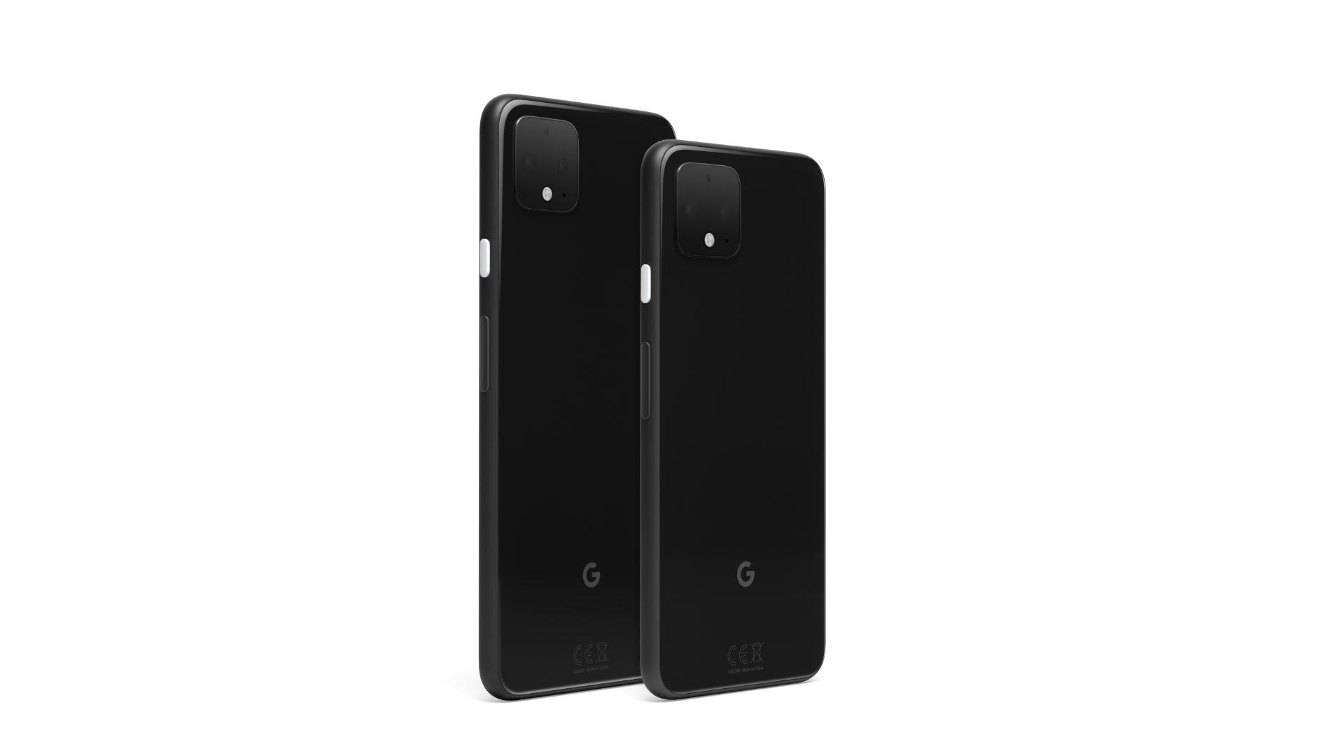 Google annonce les Pixel 4 et Pixel 4 XL : caractéristiques, prix et date de sortie