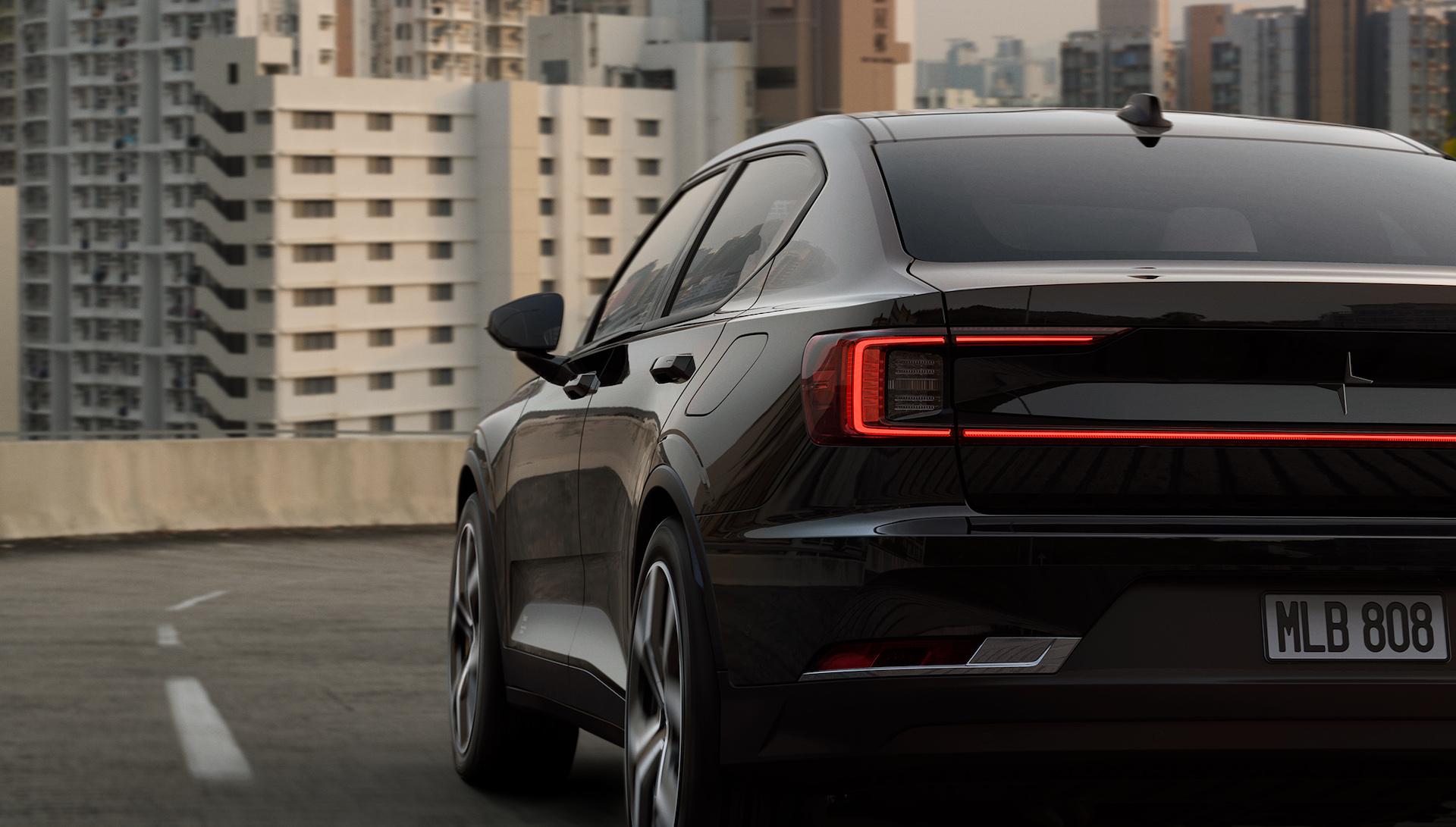 Volvo lancera sa Polestar 2 électrique en Europe à moins de 60 000 euros