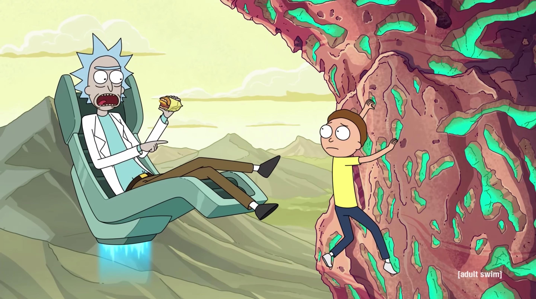 Rick and Morty saison 4 arrive le 10 novembre, mais pas sur