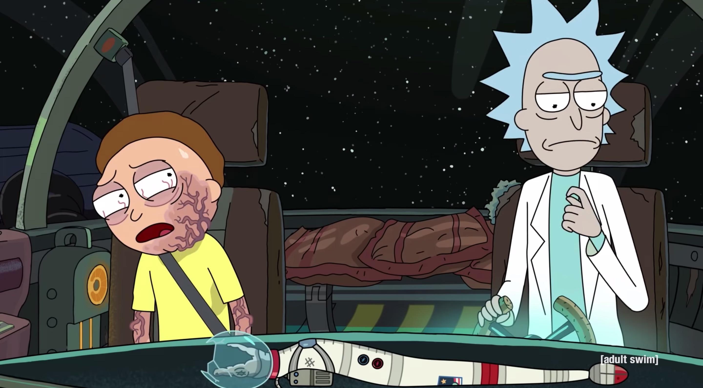 """Résultat de recherche d'images pour """"rick et morty saison 4"""""""