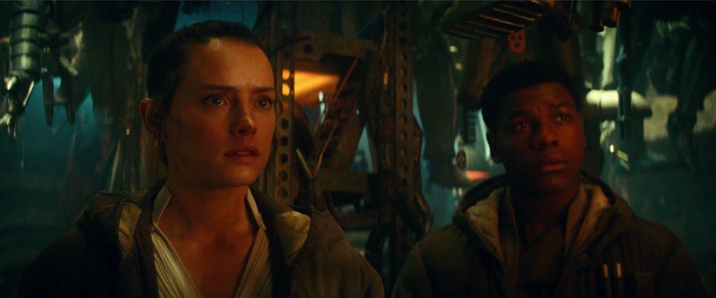 Rise of Skywalker Rey Finn