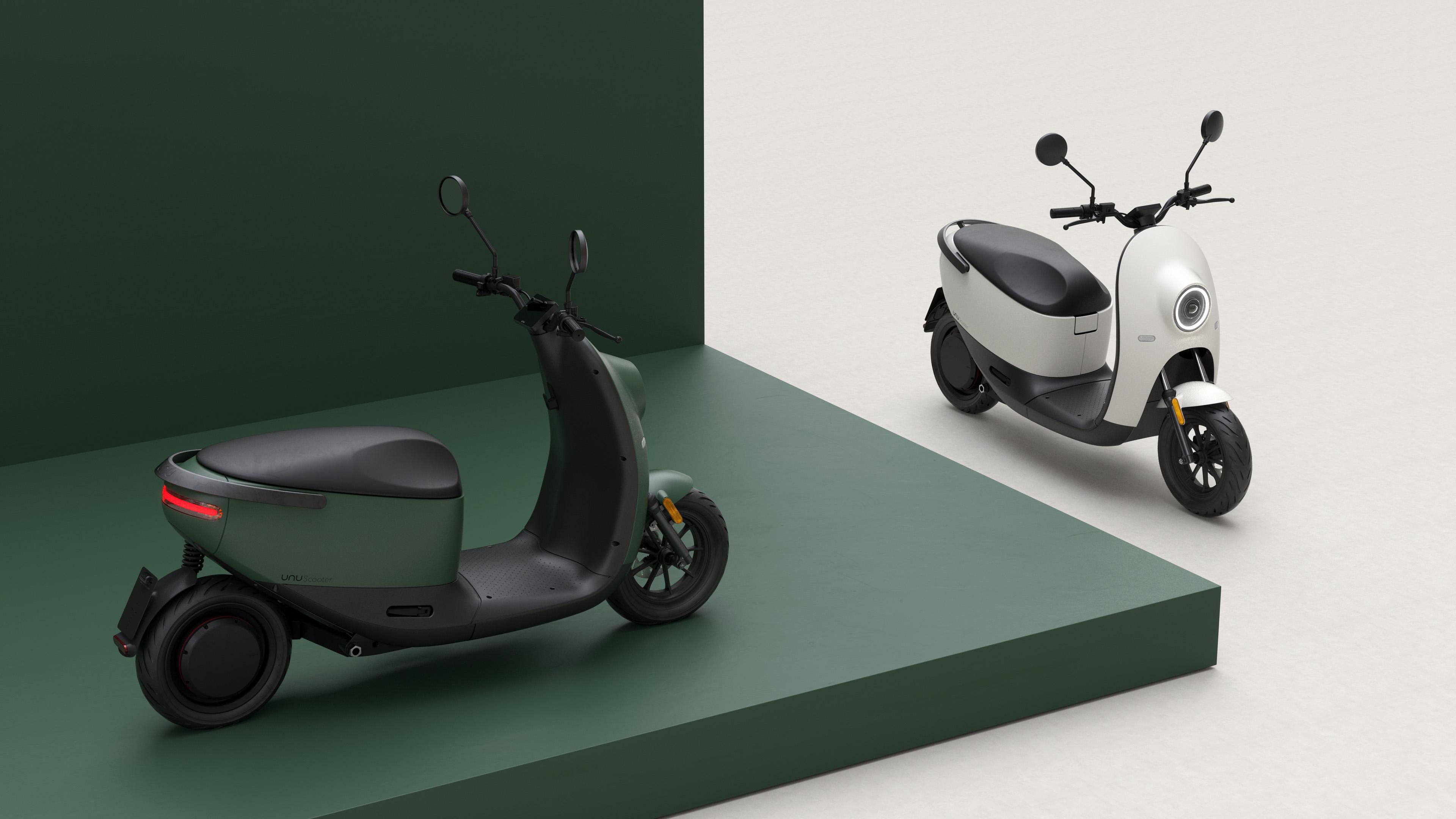 Unu prépare son nouveau scooter électrique : date de sortie, prix, coloris… tout ce que l'on sait